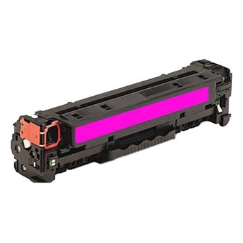 Generic Brand HP CF383A Remanufactured Magenta, Standard Yield Toner Cartridge