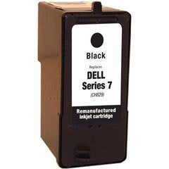 Compatible Dell CH883 Black Ink Cartridge