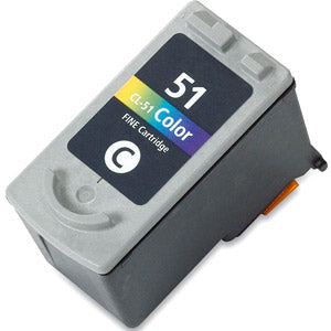 Compatible/Generic Canon CL-51 Color Ink Cartridge | Databazaar