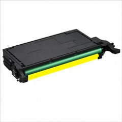 Compatible Samsung CLPY660B Yellow Toner Cartridge