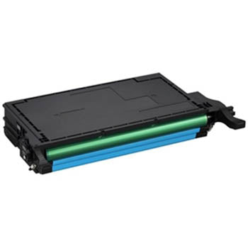 Compatible Samsung CLTC508L Cyan, High Yield (Made In USA) Toner Cartridge, Samsung CLTC508L