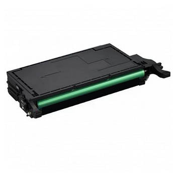 Compatible Samsung CLTK508L Black, High Yield (Made In USA) Toner Cartridge, Samsung CLTK508L