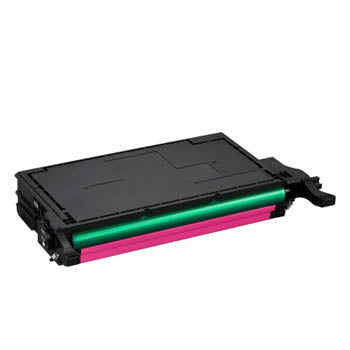 Compatible Samsung CLTM508L Magenta, High Yield (Made In USA) Toner Cartridge, Samsung CLTM508L