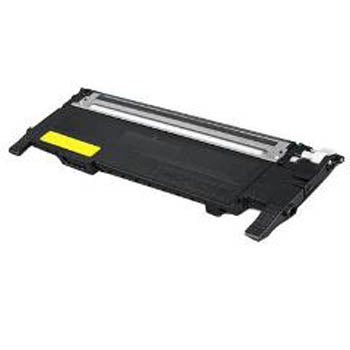 Generic Brand (Samsung CLT-Y407S) Remanufactured Yellow, Standard Yield Toner Cartridge, Generic CLTY407S
