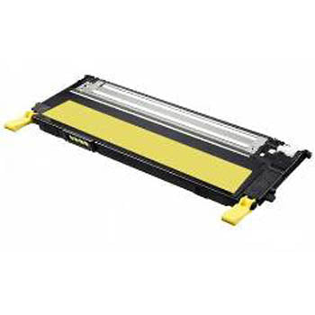 Generic Brand (Samsung CLT-Y409S/XAA) Remanufactured Yellow, Standard Yield Toner Cartridge, Generic CLTY409S