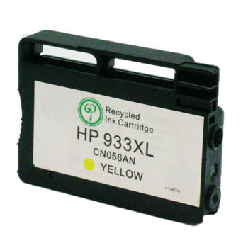 Remanufactured HP 933XL (HP 933XL) Ink Cartridge - Yellow | Databazaar