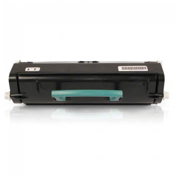 Compatible Lexmark E360H21A Black Toner Cartridge