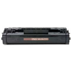 Compatible/Generic Canon FX3 Toner Cartridge, Black | Databazaar