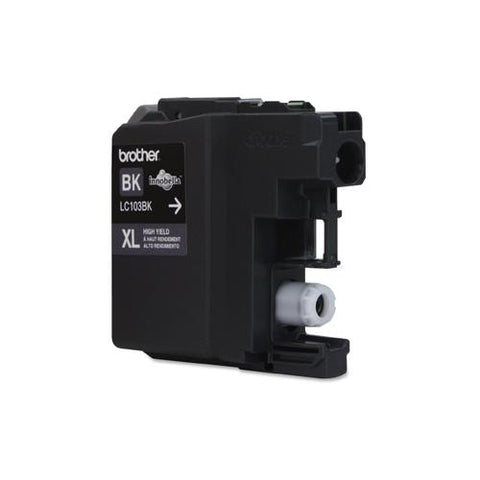 Premium Compatible Brother LC-103BK Black, High Yield Ink Cartridges