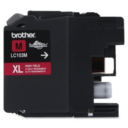 Premium Compatible Brother LC-103M Magenta, High Yield Ink Cartridges