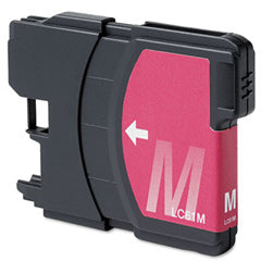 Compatible Brother LC-61M Magenta Ink Cartridge