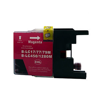 Generic Brand (Brother LC79M) Remanufactured Magenta, Extra High Yield Ink Cartridge, Generic LC79M