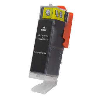 Generic Brand (Canon PGI-250XLBK) Remanufactured Photo Black, High Yield Ink Cartridge, Generic PGI-250XLBK