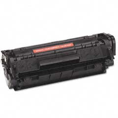 Generic Brand (HP 12A) Remanufactured Black (Made In USA) Toner Cartridge