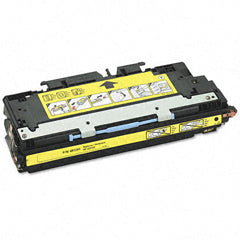 Generic Brand (HP 309A) Remanufactured Yellow (Made In USA) Toner Cartridge