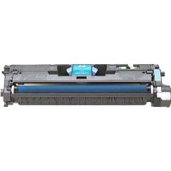 HP 122A (HP Q3961A) Toner Remanufactured/Generic Cyan Toner Cartridge