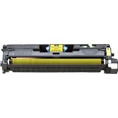 Generic Brand (HP 122A) Remanufactured Yellow, Standard Yield Toner Cartridge