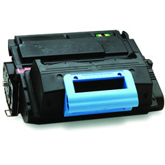 Generic Brand (HP 45A) Remanufactured Black (Made In USA) Toner Cartridge