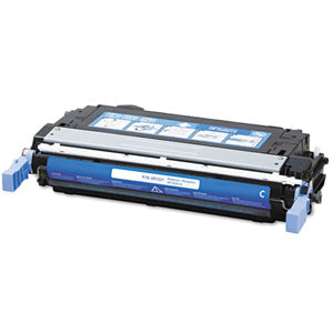 Generic Brand (HP 643A) Remanufactured Cyan (Made In USA) Toner Cartridge