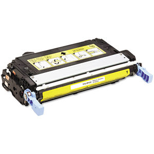 Generic Brand (HP 643A) Remanufactured Yellow Toner Cartridge