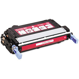 Generic Brand (HP 643A) Remanufactured Magenta (Made In USA) Toner Cartridge