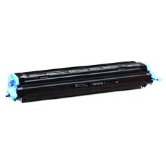 HP 124A Toner Remanufactured/Generic Black Toner Cartridge