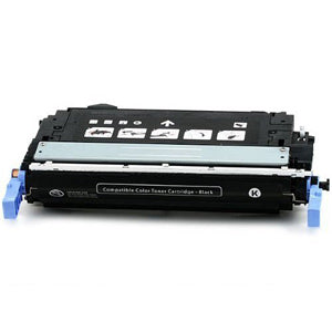 Generic Brand (HP 644A) Remanufactured Black (Made In USA) Toner Cartridge