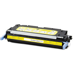 Generic Brand (HP 502A) Remanufactured Yellow (Made In USA) Toner Cartridge