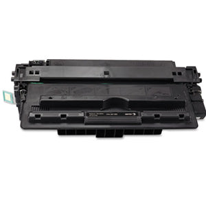 HP 16A (HP Q7516A) Toner Remanufactured/Generic Black Toner Cartridge