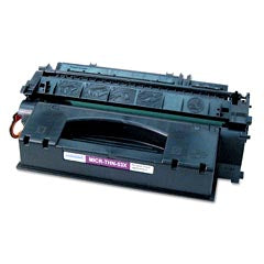Generic Brand (HP 53X) Remanufactured Black, High Capacity Toner Cartridge