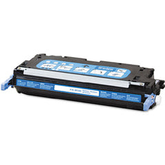 Generic Brand (HP 503A) Remanufactured Cyan (Made In USA) Toner Cartridge