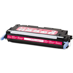 Generic Brand (HP 503A) Remanufactured Magenta (Made In USA) Toner Cartridge