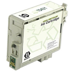 Compatible Epson T0431 Black, High Capacity Ink Cartridge, Epson T043120