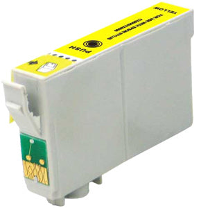 Compatible Epson 68 Yellow, High Yield Ink Cartridge, Epson T068420