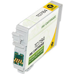 Compatible Epson 78 Yellow Ink Cartridge, Epson T078420