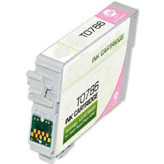 Compatible Epson 78 (Epson T078620) Ink Cartridge, Light Magenta