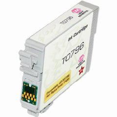 Compatible Epson 79 (Epson T079620) Ink Cartridge - Light Magenta