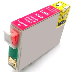 Compatible Epson 87 Magenta Ink Cartridge, Epson T087320