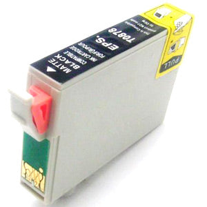 Compatible Epson 87 Matte Black Ink Cartridge, Epson T087820