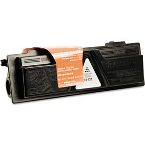 Compatible Kyocera TK-132 Black Toner Cartridge, Kyocera TK132