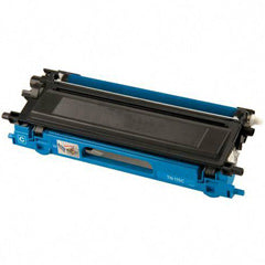 Compatible Brother TN-115C Cyan, High Yield Toner Cartridge