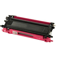 Compatible Brother TN-115M Black, High Yield (Made In USA) Toner Cartridge