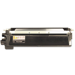 Compatible Brother TN-210BK Black Toner Cartridge