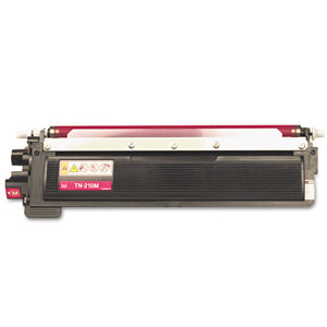 Compatible Brother TN-210M Magenta Toner Cartridge