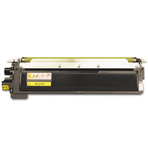 Compatible Brother TN-210Y Yellow Toner Cartridge