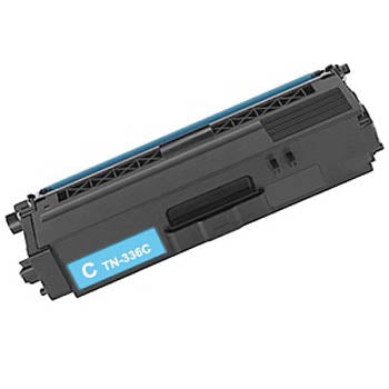 Generic Brand (Brother TN-331C) Remanufactured Cyan Toner Cartridge, Generic TN331C