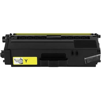 Generic Brand (Brother TN339Y) Remanufactured Yellow Toner Cartridge, Generic TN339Y