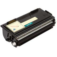 Compatible Brother TN-460 Black, High Yield Toner Cartridge