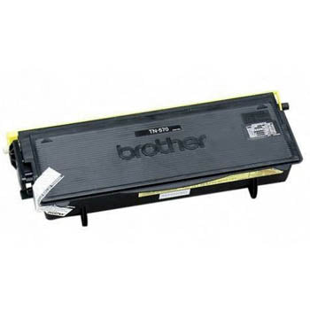 Generic Brand (Brother TN-570) Remanufactured Black, Standard Yield Toner Cartridge, Generic TN570