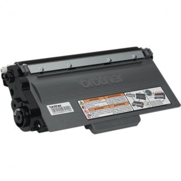 Compatible/Remanufactured Brother TN750 Toner Cartridge - Black